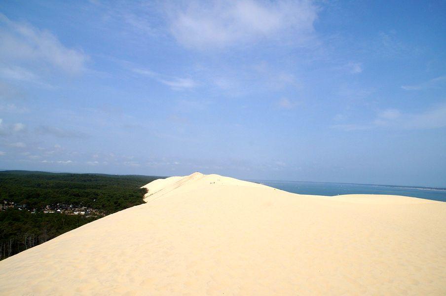 la plus grande dune d'europe
