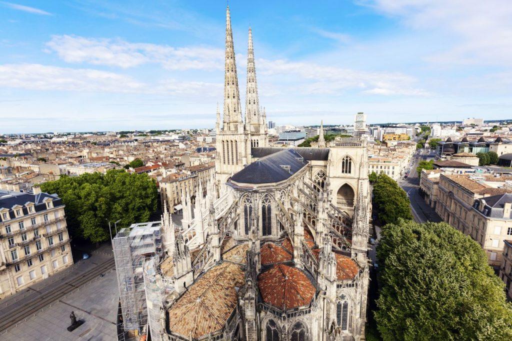 Visiter la cathedrale Saint andré